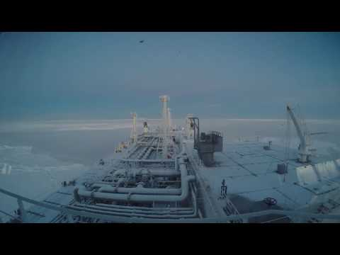Eduard Toll Transiting the Northern Sea Route | Teekay