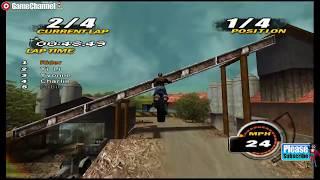 Nitrobike Motorcross Racing Games / Nintendo Wii Moto Games Videos Games for Kids - Girls #2