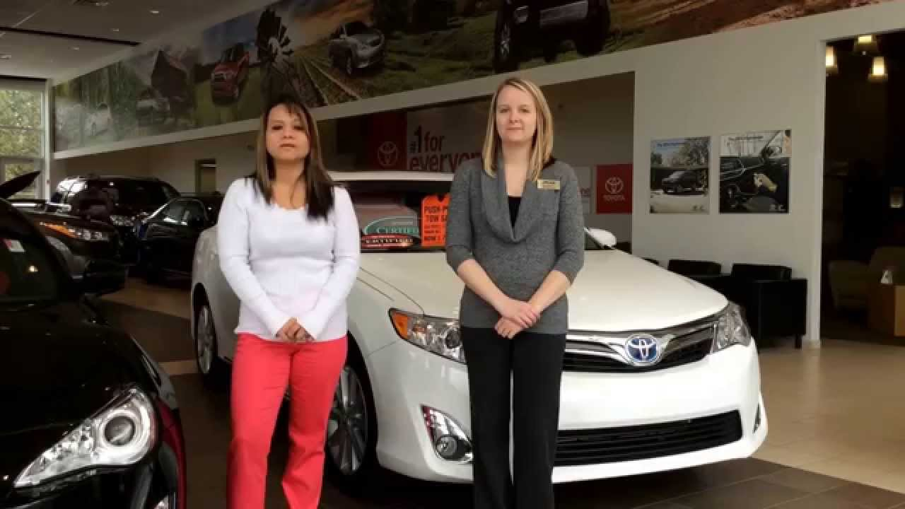 Fast And Easy Internet Shopping At Team Toyota On 41