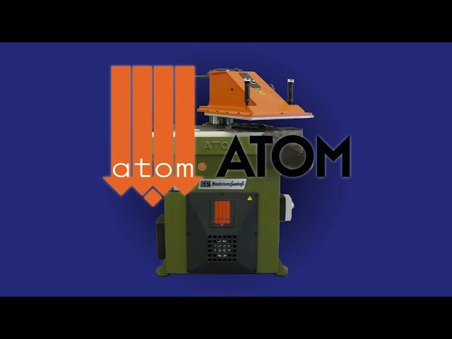 ATOM SE Series Swingbeam Clicker Press