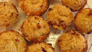 Betty's Festive Cranberry Orange Muffins