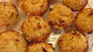 Betty's Festive Cranberry Orange Muffins