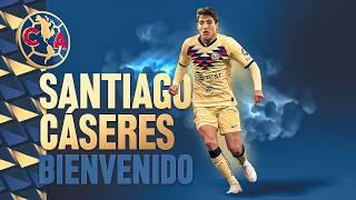 Nuevo refuerzo Club América Clausura 2020 | Santiago Cáseres