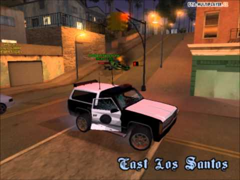 GTA San Andreas - jumps