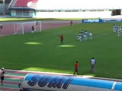 Gol de Andrés Buelvas! El Vigía F.C. vs Zamora 2-2