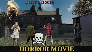 Смотреть Horror movie   भूतिया डायना हाऊस   free fire horror short movie   Garena free fire онлайн