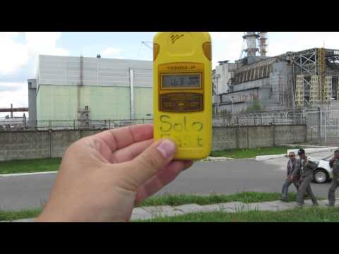 04. Chernobyl Nuclear Power Plant - levels of exposure to ra