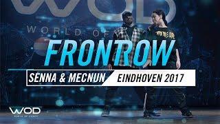 Senna & Mecnun   FrontRow   World of Dance Eindhoven Qualifier 2017   #WODEIN17
