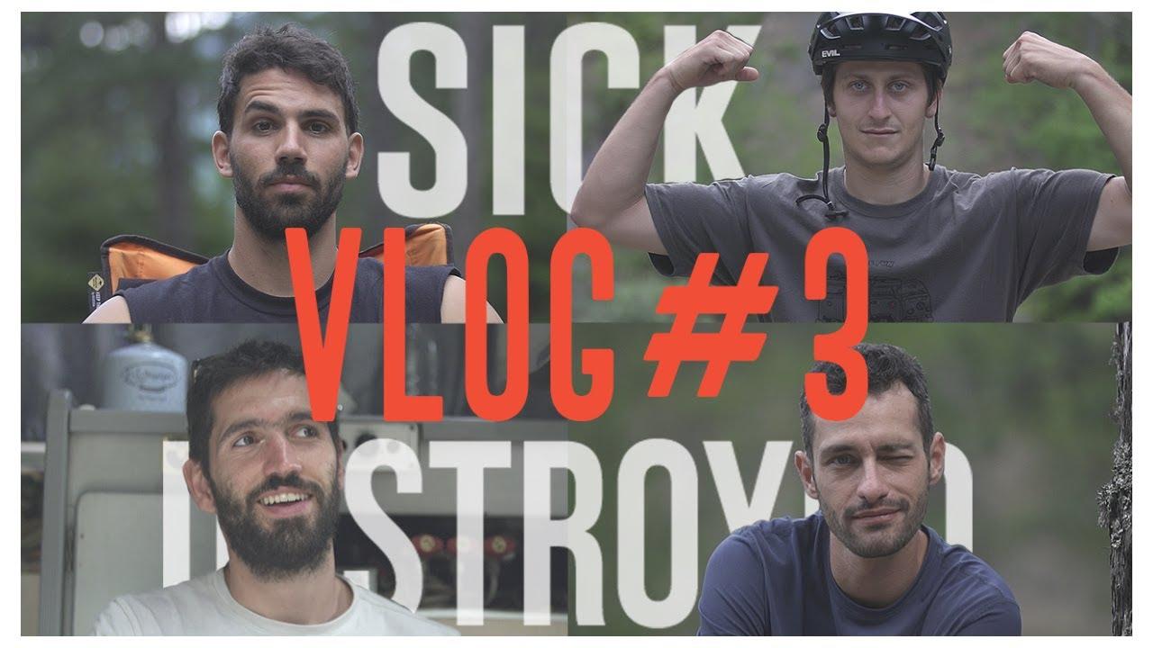 Sick n' Destroyed VLOG #3 - Αντάρτικο 2 στο Γράμμο