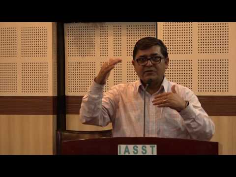 ONGC and Institutes ofReservoir Studies :- by Mr. Siddhartha Sur