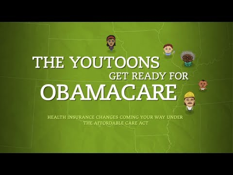 Download Youtube: The YouToons Get Ready for Obamacare