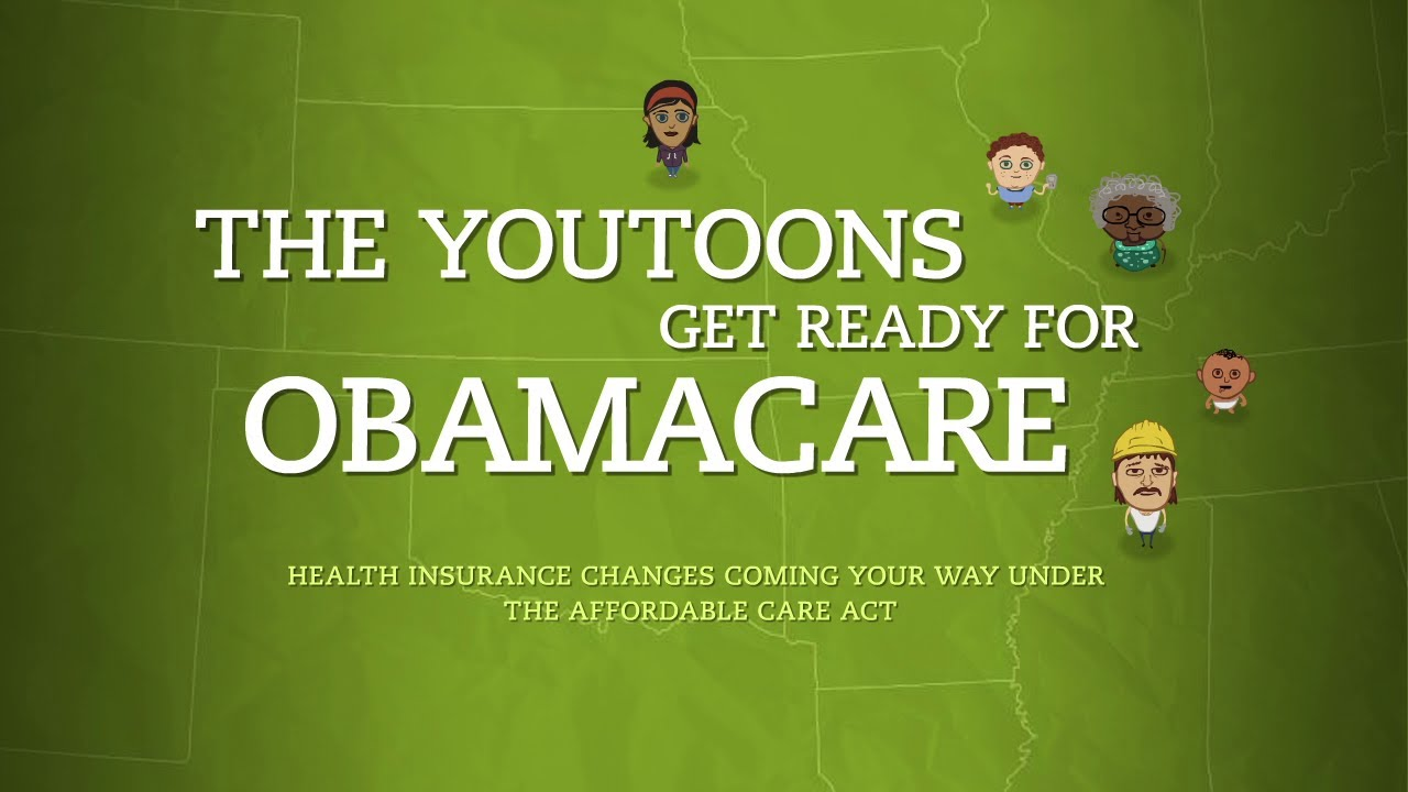 The YouToons Get Ready for Obamacare - YouTube