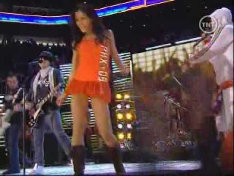 Kevin Rudolf Let It Rock  At NBA AllStar Saturday 02142009