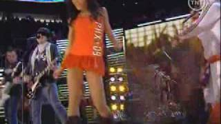 Kevin Rudolf- Let It Rock (Live At NBA All-Star Saturday 02/14/2009)