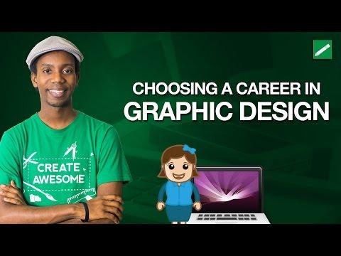 How to Become a Designer | Choosing a Career as a Graphic Designer