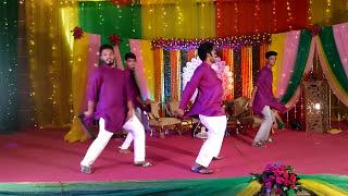 Best Holud Dance 2017 #Naim+Friends