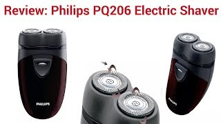 Review: Philips PQ206 Electric Shaver