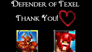 Defender of Texel: Thank You and Goodbye!