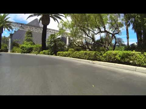 High Roller, We're the Best Around, Taxi, Parking at the Mandalay Bay, Las Vegas, Nevada, GP063873