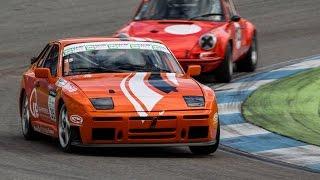 ytcc hockenheim historic porsche 944 race 1