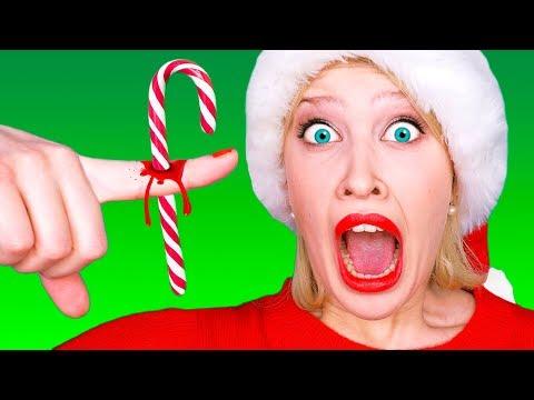 christmas-ornament-hacks-|-lifehacks-to-decorate-your-christmas-tree-by-ideas-4-fun