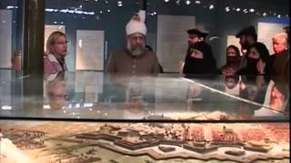Visit to Museum in Gothenburg Sweden in 2005 by Hadhrat Mirza Masroor Ahmad, Khalifatul Masih V