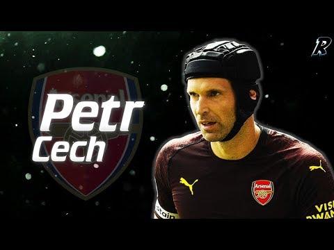 Petr Cech 2017/18 Insane Saves - FC arsenal