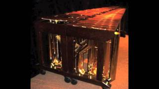 Marimba - Toccata - Prestissimo (original composition)