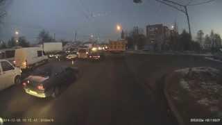 02.12.2014 ДТП Громова\Химиков