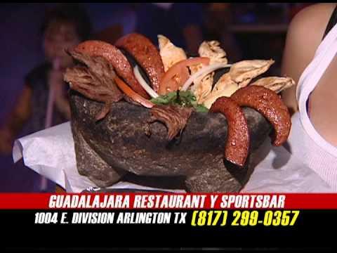 Guadalajara sports bar