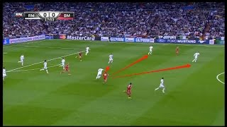 Serangan balik Real Madrid yang menakutkan