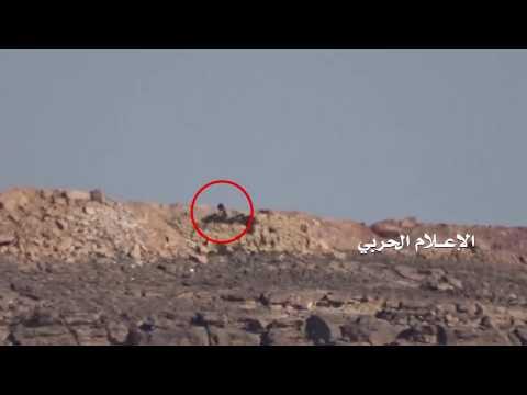 Sniping two Saudi soldiers in Ashurf area of NAJRAN