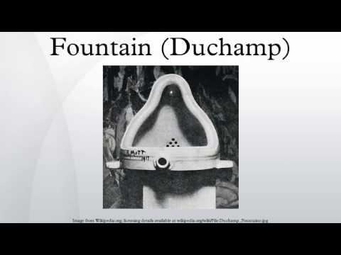 Fountain (Duchamp)