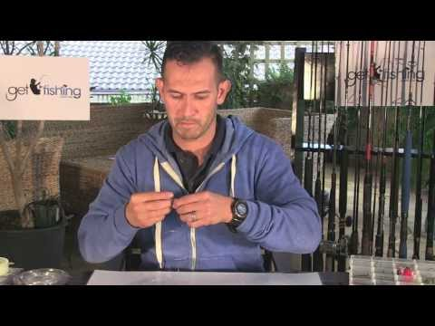 How To Tie: Beach Fishing Rigs