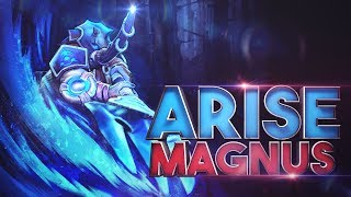 Reason Why He is the BEST Magnus in Dota 2 - Arise