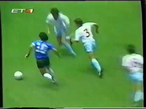 ΑΡΓΕΝΤΙΝΗ-ΑΓΓΛΙΑ 2-1 (ΜΟΥΝΤΙΑΛ '86)