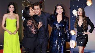 Shahrukh Khan ,Rani ,Kareena  and Kajol attend Kuch Kuch Hota hai Bash |Kareena Kapoor Khan