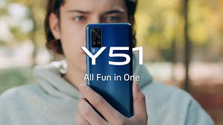 vivo Y51 - All Fun in One