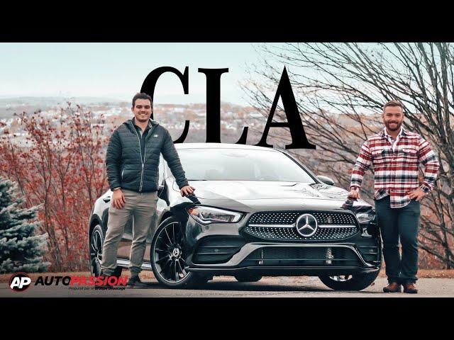 2020 Mercedes-Benz CLA250 - Essai AutoPassion - Un intérieur sublime!