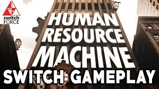 Human Resource Machine Switch Let
