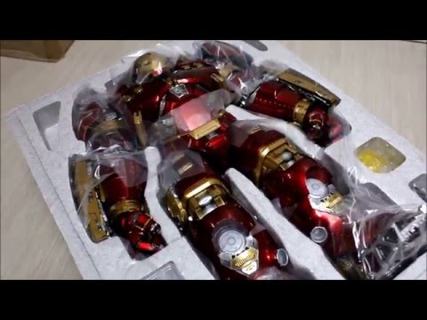 [Unboxing] 1/9 HULKBUSTER by King Arts (Part1)