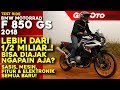 BMW F 850 GS 2018 l Test Ride Review l Gridoto