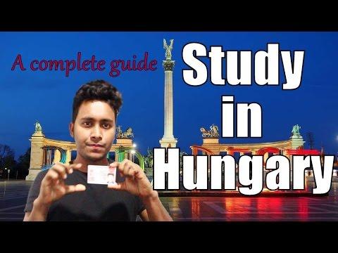 Study in hungary   হাঙ্গেরিতে উচ্চশিক্ষা    Durjay Sarkar