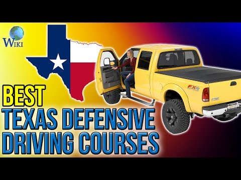 3 Best Texas Defensive Driving Courses 2017