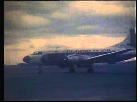 Memphis Metropolitan Airport 1963
