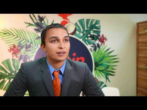Internship in Madrid - Finance Testimonial - Muhammad's expe