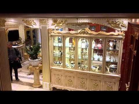 """Biệt thự trăm tỉ, nội thất """"khủng"""" dát vàng của đại gia Hà Nội"""