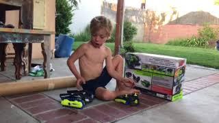 Thunder trax part 2