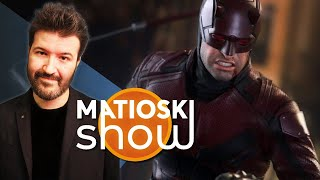 Disney chiude Marvel Television! - Matioski Show