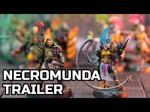 Necromunda Trailer |